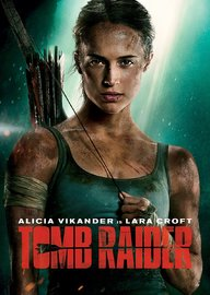 Tomb Raider on DVD