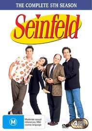 Seinfeld - The Complete 5th Season on DVD image