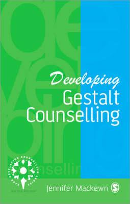 Developing Gestalt Counselling by Jennifer Mackewn image