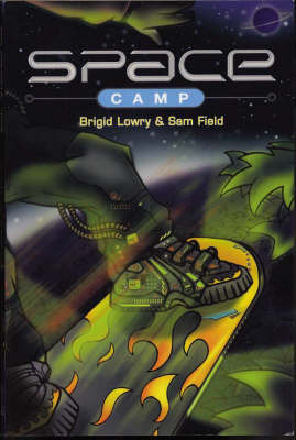 Space Camp by Brigid Lowry image