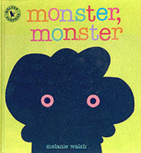 Monster, Monster by Melanie Walsh image