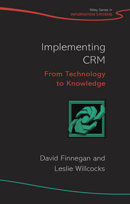 Implementing CRM by David Finnegan image