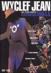 Wyclef Jean: All-Star Jam at Carnegie Hall on DVD