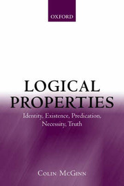 Logical Properties by Colin McGinn image