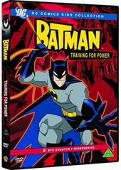 Batman Season 1 Volume 1 Training Power on DVD