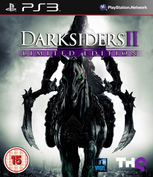 Darksiders II Limited Edition (includes Argul's Tomb expansion pack) for PS3
