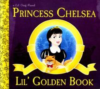 Lil' Golden Book (LP) by Princess Chelsea