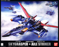 Gundam Perfect Grade PG Skygrasper & Aile Striker 1/60 Model Kit