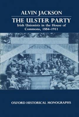 The Ulster Party by Alvin Jackson image