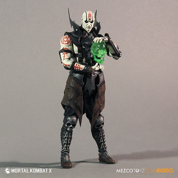 """Mortal Kombat X Quan Chi 6"""" Figure image"""