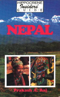Hippocrene Insider's Guide to Nepal by Raj image
