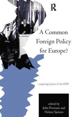 A Common Foreign Policy for Europe? image