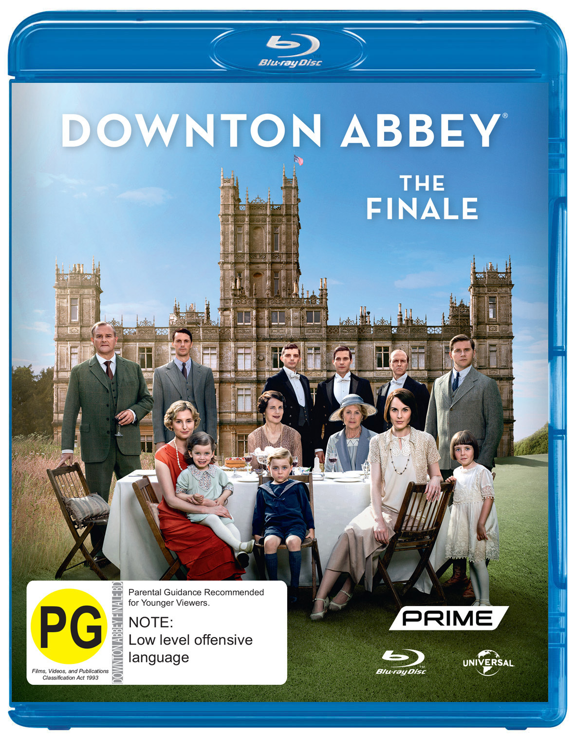 Downton Abbey: Christmas 2015 - Final Episode on Blu-ray image