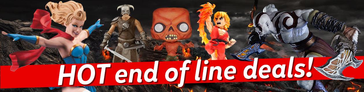 End of line & overstock deals!