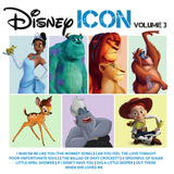 ICON: Disney - Volume 3