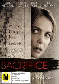 Sacrifice on DVD