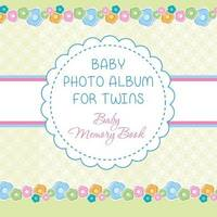 Baby Photo Album for Twins by Speedy Publishing LLC
