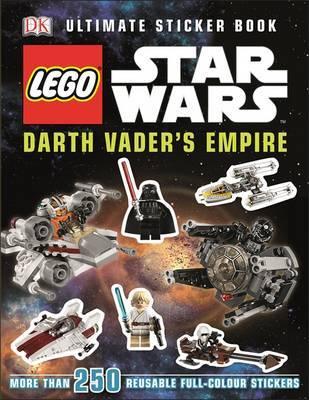 LEGO Star Wars Darth Vader's Empire Ultimate Sticker Book by Shari Last