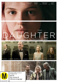 The Daughter on DVD