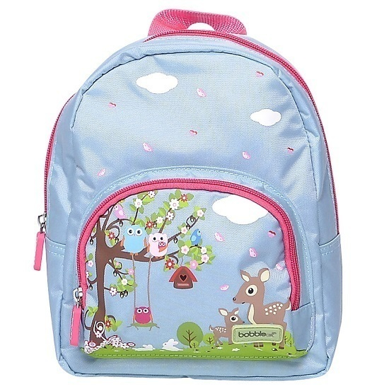 BobbleArt Toddler Backpack - Woodland
