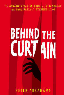 Behind The Curtain by Peter Abrahams image