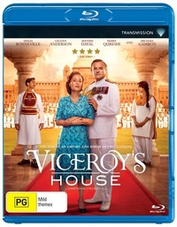 Viceroy's House on Blu-ray image