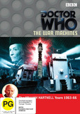 Doctor Who: The War Machines DVD