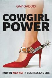 Cowgirl Power by Gay Gaddis image
