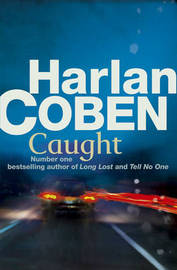 Caught (large) by Harlan Coben
