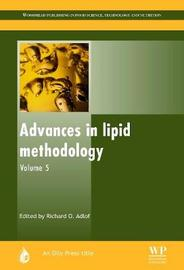 Advances in Lipid Methodology