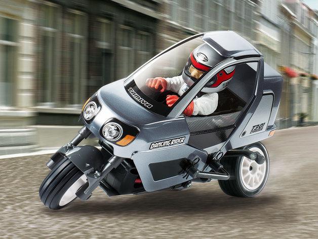 Tamiya: 1/8 T3-01 Dancing Rider(T3-01 Chassis) - RC Model Kit