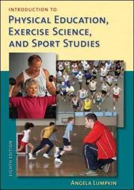 Introduction to Physical Education, Exercise Science, and Sport Studies by Angela Lumpkin image