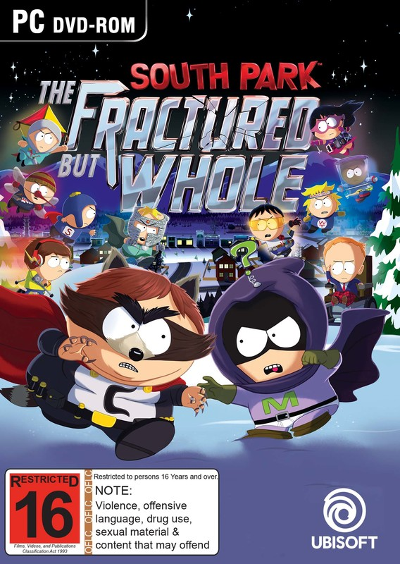 South Park: The Fractured But Whole (Uncut) for PC