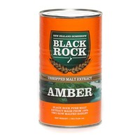 Black Rock Unhopped Amber Malt 1.7kg