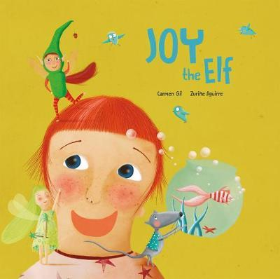 Joy the Elf by Carmen Gil