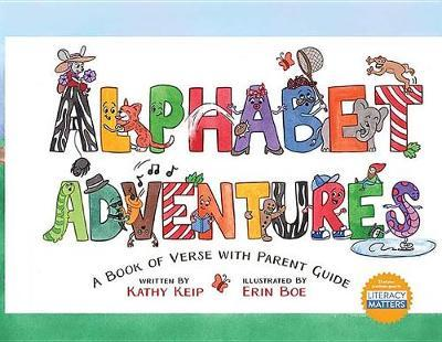 Alphabet Adventures by Kathy Keip image