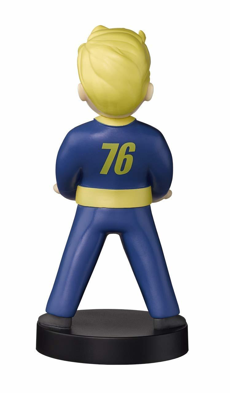 Cable Guy Controller Holder - Fallout Vault Boy 76 for PS4 image