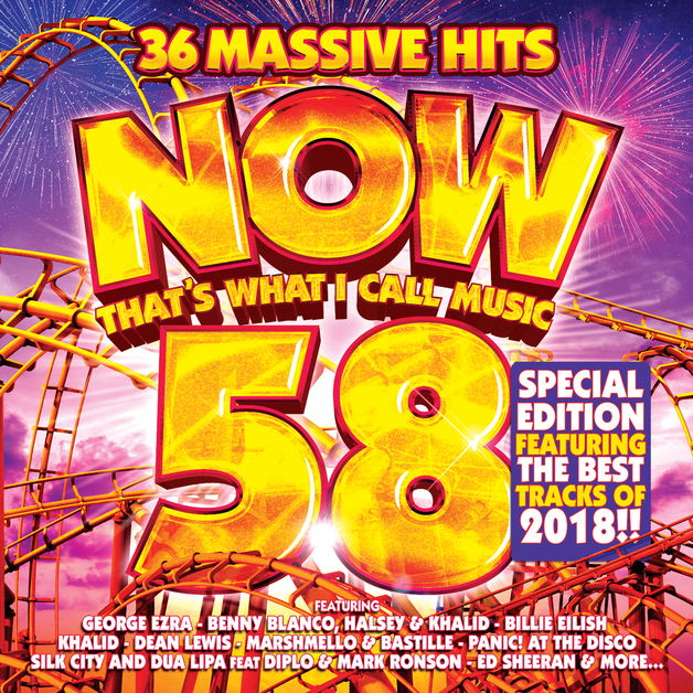 Now 58 by Various Artists