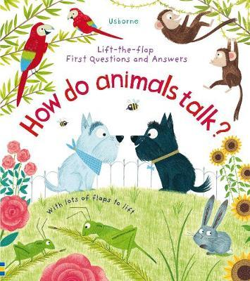 How Do Animals Talk? by Katie Daynes image