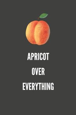 Apricot Over Everything by Sosweet Notebooks