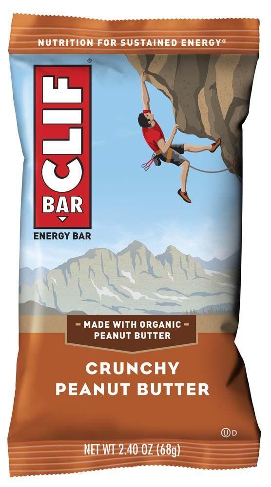 Clif Bar - Crunchy Peanut Butter (Box of 12) image