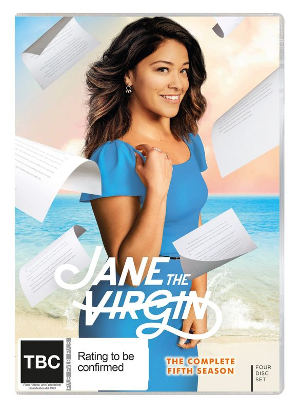Jane The Virgin - The Complete Fifth Season on DVD