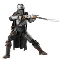"Star Wars The Black Series: Mandalorian (Beskar Armor) - 6"" Action Figure"
