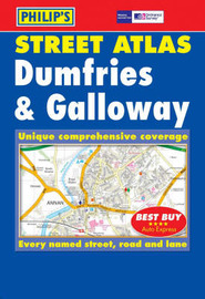 Dumfries and Galloway Street Atlas image
