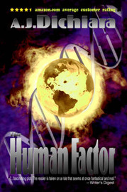 The Human Factor by A.J. DiChiara image