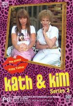 Kath & Kim - Series 2 (2 Disc Set) on DVD
