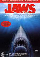 Jaws (25th Anniversary Widescreen Collector's Edition) on DVD