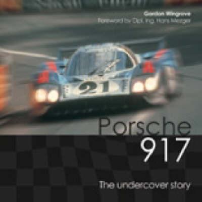Porsche 917 by Gordon Wingrove