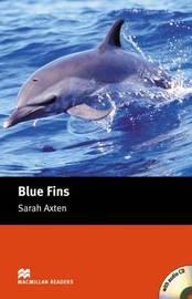 Blue Fins: Starter by Sarah Axten