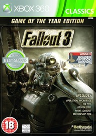 Fallout 3: Game of The Year Edition for X360